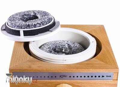 Komo Fidibus XL PLUS grain mill stones