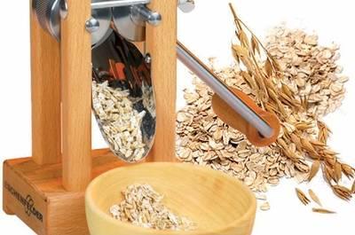 Eschenfelder grain flaker oats