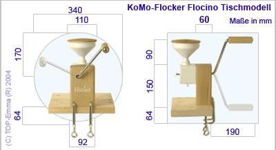 Komo Flocino flocker