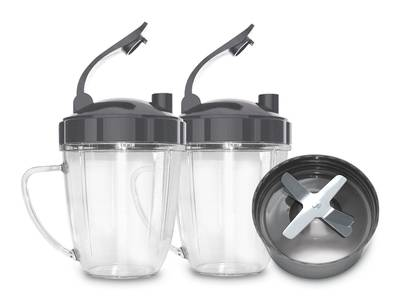 nutribullet extra cups