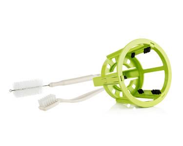 Sana Horeca EUJ-909 Commercial vertical juicer cleaning brush