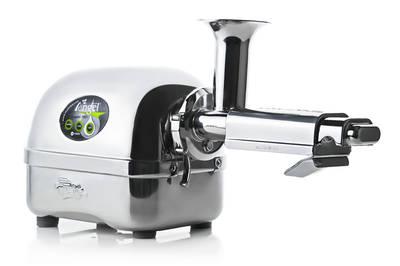 Angel 7500 twin-gear juicer