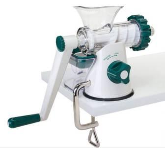 Lexen healthy juicer white clamp