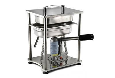 Jasna hydraulic juice press