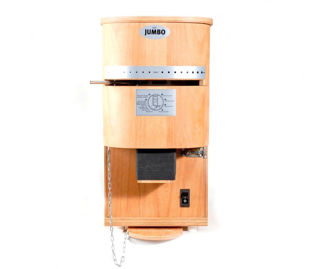Komo Jumbo commercial grain mill