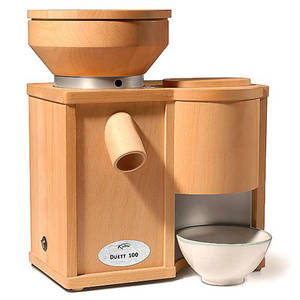 Duett 100 grain mill flaker KoMo