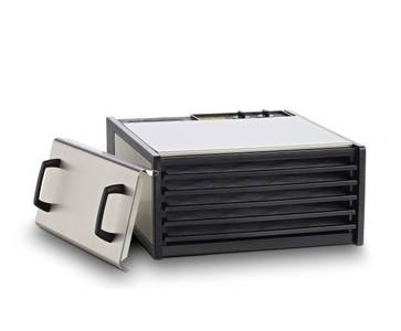 Excalibur D502S stainless steel dehydrator