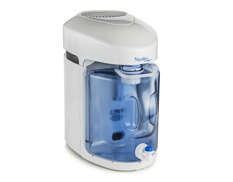 water distiller nautilus