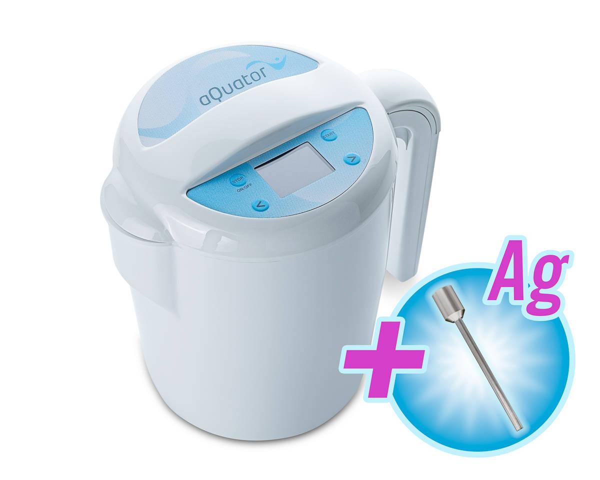 ionizátor vody | aQuator Silver