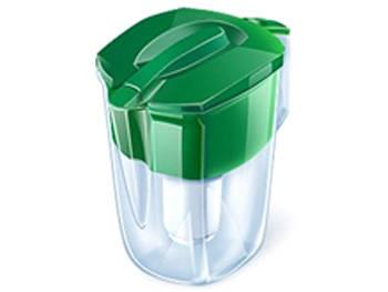 filtrační konvice Aquaphor Garry zelená