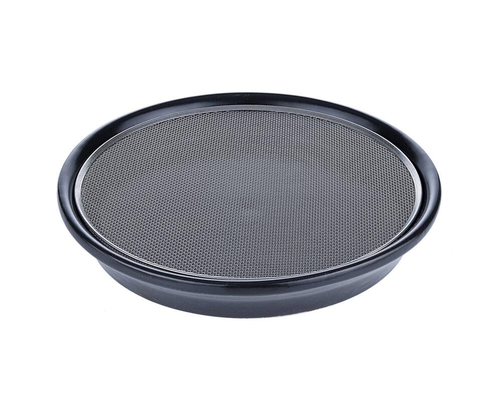keramická miska na klíčení 21,5 cm antracit