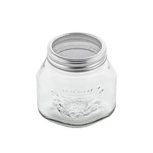 sklenice na klíčení Eschenfelder 750 ml