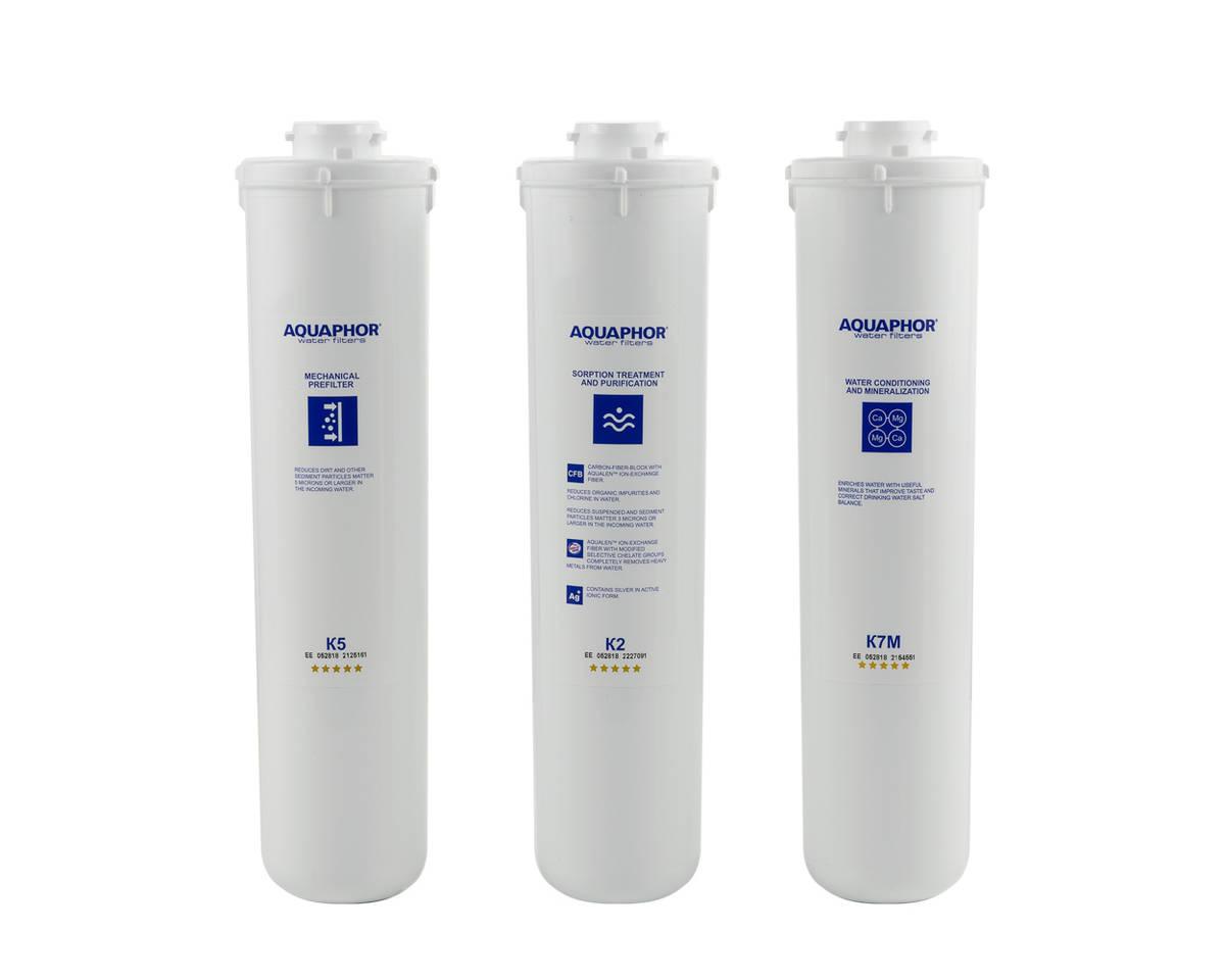 filtrační vložky pro Aquaphor Morion M