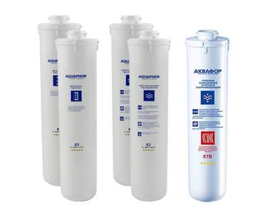 filtry Aquaphor Morion B na 1 rok